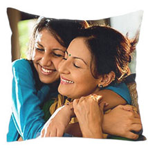 My Mother is My Best Friend Cushion: Send Womens Day Gifts to Gurgaon