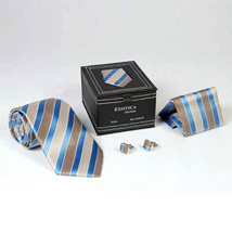 Necktie Gift Set EX12: Mens Accessories
