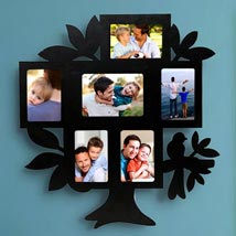 Pampering Love Personalized Frame: Fathers Day Photo Frames