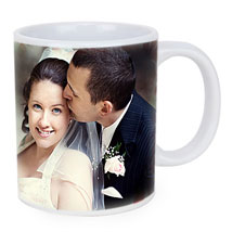 Personalized Couple Photo Mug: Friendship Day Personalised Gifts