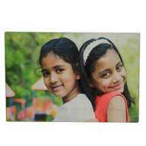 Personalized Framed Canvas Photo: Valentines Day Photo Frames