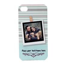 Personalized iPhone Photo Cover: Send Personalised Mobile Covers