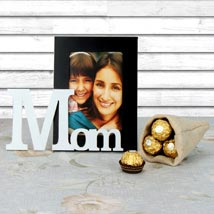 Personalized Lasting Memories: Mothers Day Chocolates
