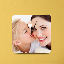 Personalized Mom Wall Clock: Gifts to Junagadh