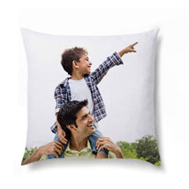 Personalized Photo Cushion: Personalised Cushions for Friendship Day
