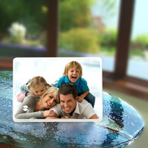 Picture Perfect Personalize Frame: Personalised Photo Frames - Rakhi