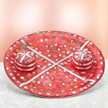 Pious Platter: Karwa Chauth Pooja Thali to Jaipur