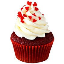 Red Velvet Cupcakes: Diwali Gifts for Friend