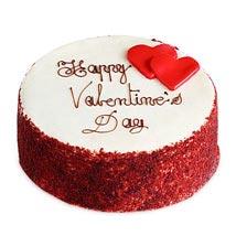 Red Velvet Valentine Cake: Valentine Gifts for Him