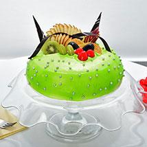 Rich Fruit Cake: Fresh Fruit Cakes