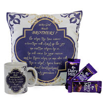 Special Combo For Brother: Bhai Dooj Gift Hampers