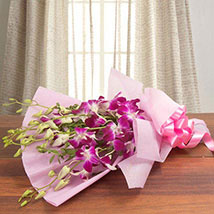 Splendid Purple Orchids: Send Orchids