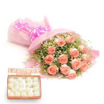 Sweet Surpirse: Send Flowers & Sweets for Mothers Day