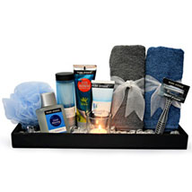 Time For Pampering Your Men: Cosmetics & Spa Hampers for Anniversary