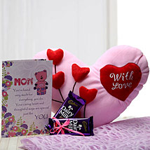 To Mom With Love: Greeting Cards