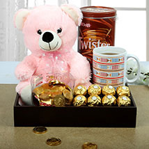 Treasure of Goodies: Boss Day Gift Hampers
