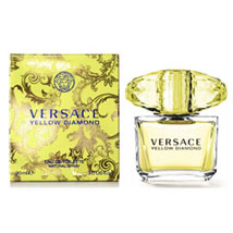 VERSACE YELLOW DIAMOND EDT Spray 90ML: Perfumes for Valentines Day