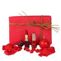 What A Girl: Cosmetics & Spa Hampers - Mothers Day
