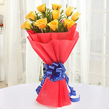 Yellow Delight: Send Wedding Gifts to Ranchi