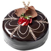 Yummy Chocolate Cake 5 Star Bakery: Five Star Cakes Ludhiana