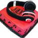 Headphone Shape Cake 2kg
