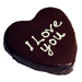 Heart Chocolate Cake 2kg
