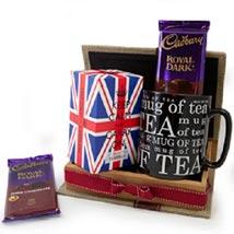 Keep Calm Tea Set: Easter