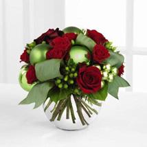 Bright Beauty Bouquet: Flower Bouquets to UAE