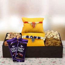 Delightful tray of love: Rakhi to UAE
