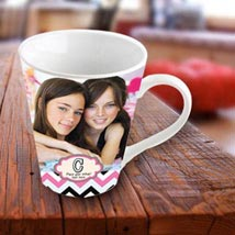 Picture Perfect Personalized Mug: Personalised Gifts Abu Dhabi