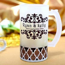 Special Personalize Beer Mug: Send Personalised Gifts to Abu Dhabi