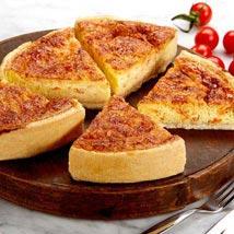 Bacon Tomato Quiche: Birthday Gifts Santa Clara